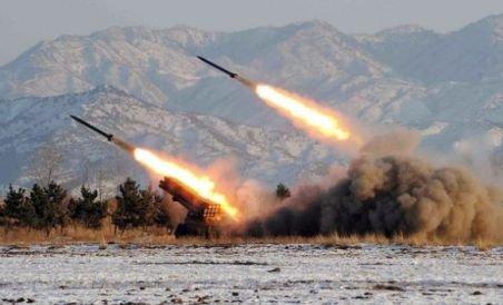 Coreea de Nord ameninţă cu ?o descurajare nucleară puternică?, ca răspuns la manevrele militare ale forţelor americane şi sud-coreene