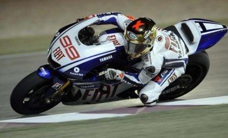 Jorge Lorenzo câştigă cu uşurinţă Marele Premiu al SUA