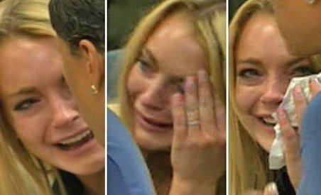 Lindsay Lohan nu se poate obişnui cu detenţia. Colegele de celulă nu o plac şi o ridiculizeză (VIDEO)