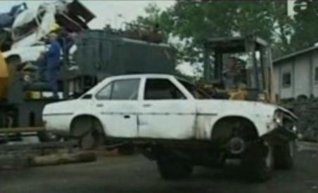 Programul Rabla nu mai prezintă interes pentru români. Maşinile noi nu se mai cumpără (VIDEO)