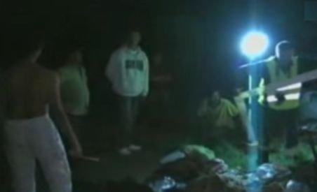 Un preot ameţit de alcool a strivit o căruţă cu maşina. Opt oameni au fost răniţi (VIDEO)