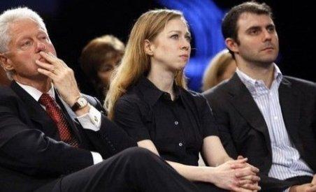 Fiica lui Bill Clinton se căsătoreşte la sfârşitul săptămânii