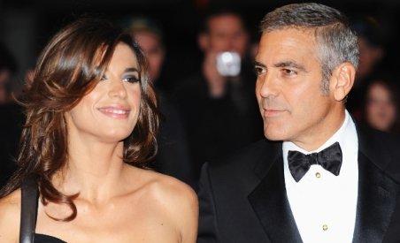 George Clooney se căsătoreşte cu un fotomodel italian