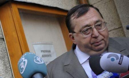 Horia Miclescu, fostul adjunct al PNA, audiat în dosarul lui Dan Diaconescu