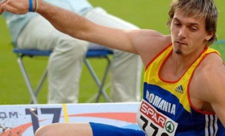CE de atletism: Marian Oprea, medaliat cu argint la triplusalt