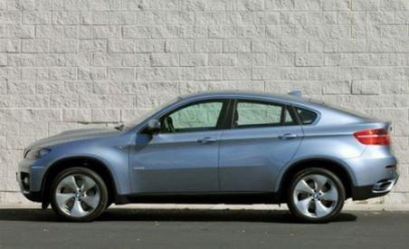 BMW X4 - amănunte despre un nou posibil model al producătorului bavarez (FOTO)
