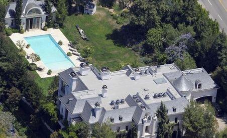 Casa în care a murit Michael Jackson scoasă la vânzare pentru 29 milioane dolari