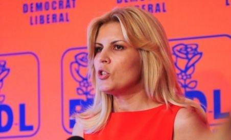 Elena Udrea ar putea candida la Primăria Capitalei în 2012