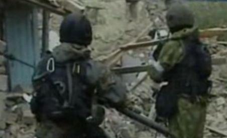 """""""Creierul"""" atentatelor de la metroul din Moscova, ucis de trupele speciale în Caucaz (VIDEO)"""