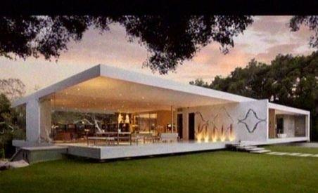 SUA. Casa cu pereţi de sticlă a unui faimos arhitect, scoasă la vânzare pentru cel puţin 35 milioane dolari (VIDEO)