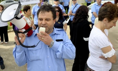 Bugetarii se pregătesc de proteste: Primul miting, pe 7 octombrie (VIDEO)