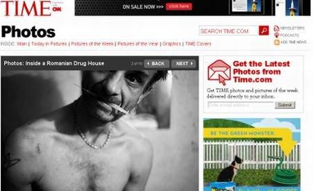 Time Magazine: România, la începutul unei epidemii de SIDA