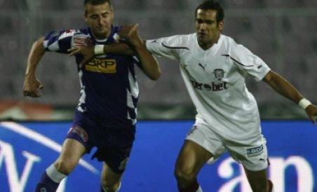 Zicu întoarce soarta partidei cu Rapid şi aduce trei puncte pentru FC Timişoara