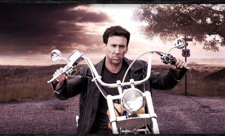 """Nicolas Cage va filma la Sibiu continuarea peliculei """"Ghost Rider"""""""