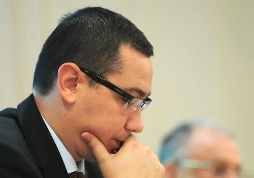 Ponta: Cel puţin 10 indivizi mi-au promis că votează pentru moţiune dar nu au făcut-o