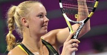Wozniacki defilează la Turneul Campioanelor: 6-1, 6-1 cu Dementieva