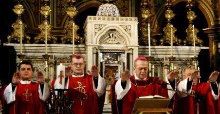 Eveniment milenar: Episcopul de Oradea, Bogdanffy Szilard, beatificat de Vatican