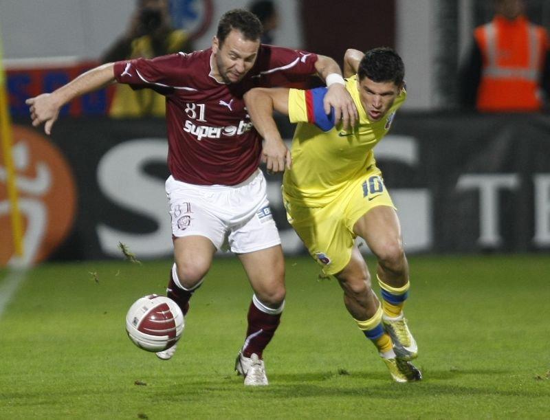 Remiză albă în derby-ul Rapid - Steaua: 0-0. Urmează un nou episod în Cupă