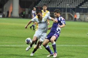 FC Braşov s-a calificat in extremis în semifinalele Cupei României, după un gol din ofsaid