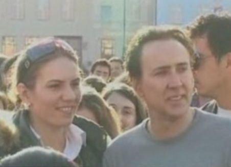Nicolas Cage vrea să cumpere pământ în Cluj