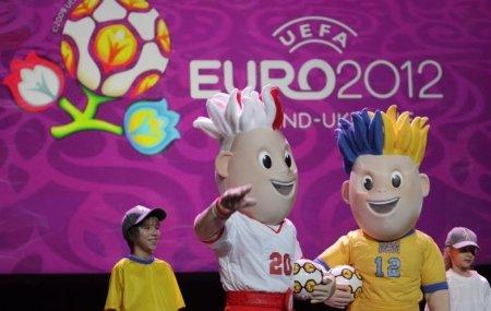 Mascota Euro 2012 a fost prezentată la Varşovia