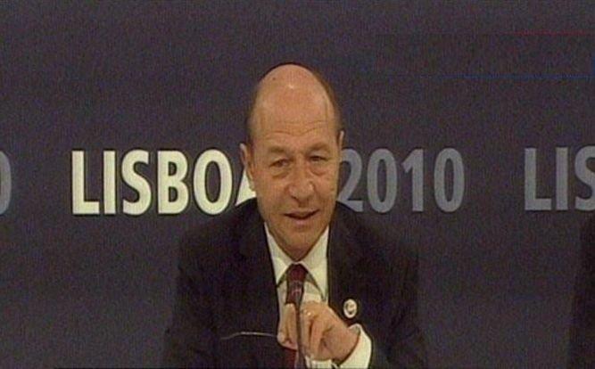Băsescu: Acordul România-SUA, parte a noului sistem de apărare antirachetă. Vezi declaraţiile preşedintelui