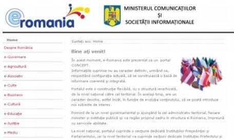 Guvernul se pregăteşte să lanseze site-ul pe care românii ar trebui să-şi poată plăti taxele online