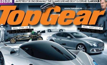 Premiile Top Gear se vor decerna şi în România anul acesta, pe 6 decembrie