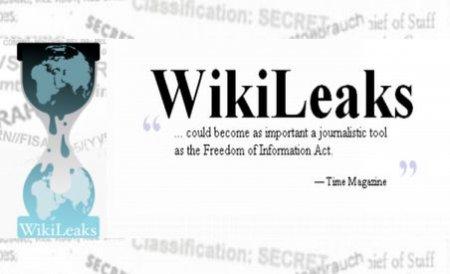 """WikiLeaks: SUA le-au cerut diplomaţilor săi să obţină """"date biometrice"""" despre liderii români"""