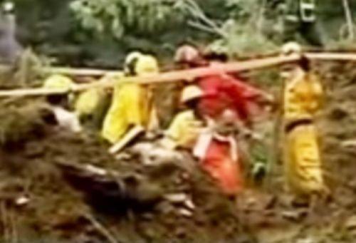 Columbia: Bilanţul alunecării de teren a ajuns la 23 de morţi şi peste 100 de oameni dispăruţi