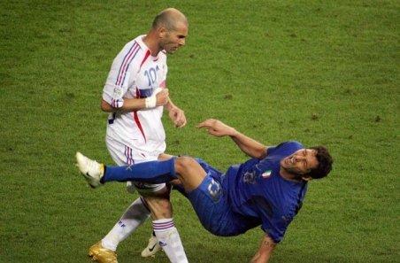 Materazzi şi Zidane s-au împăcat. Fotbalistul italian confirmă