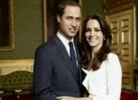 Casa Regală britanică a făcut publice primele fotografii de la logodna prinţului William