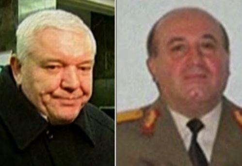 Cei doi generali acuzaţi de corupţie vor fi cercetaţi în libertate