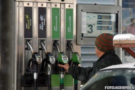Preţul benzinei explodează: Până la sfârşitul anului, cel mai ieftin sortiment ar putea depăşi cinci lei pe litru