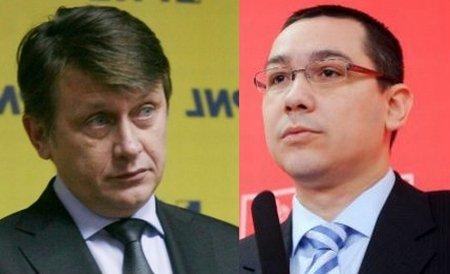 Moţiunea de cenzură pe legea-cadru a Salarizării va fi dezbătută şi votată joi, în Parlament