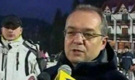 Emil Boc: România se îndreaptă spre redresare economică