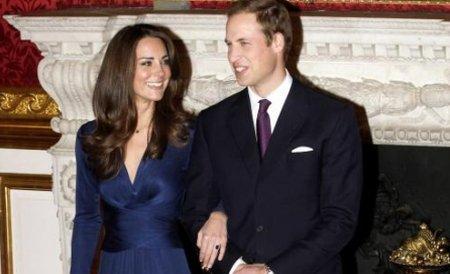 Prinţul William şi Kate Middleton nu îşi doresc servitori
