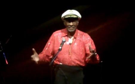 SUA. Chuck Berry a leşinat pe scenă în timpul unui concert