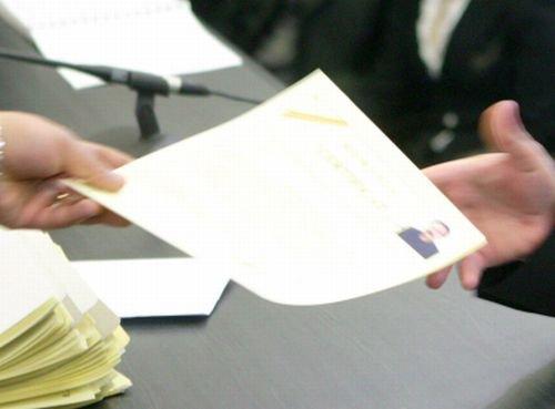 Preşedinţii CJ din Harghita, Covasna şi Mureş şi-au depus documentele pentru cetăţenia maghiară