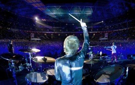 Trupa Muse, printre stele: Vrea să cânte în spaţiu