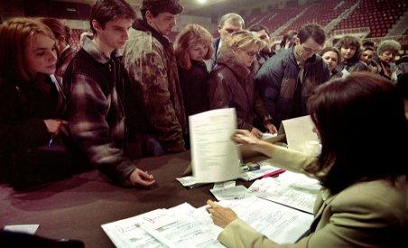 Numărul şomerilor din România a depăşit 700.000, conform Institutului Naţional de Statistică