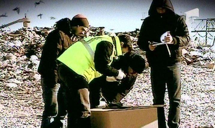 Lugoj. Trunchiul uman descoperit la groapa de gunoi aparţine unui bărbat de 30-40 de ani