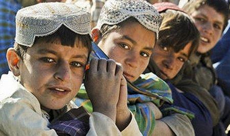 Studiu al armatei britanice: Pedofilia face parte din cultura afgană