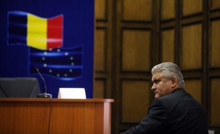 Şeful Jandarmeriei Române, Olimpiodor Antonescu, şi prim-adjunctul său au fost demişi