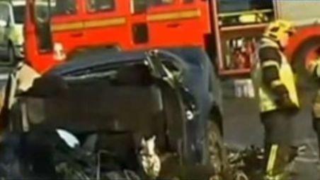 Irlanda. Trei morţi, presupuşi români, în urma unui grav accident rutier