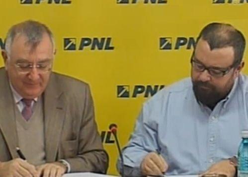 Andrei Chiliman şi Cristian Popescu-Piedone au semnat protocolul de funcţionare al ACD la nivelul Capitalei