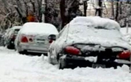 Barack Obama, blocat în trafic din cauza ninsorilor abundente abătute asupra SUA