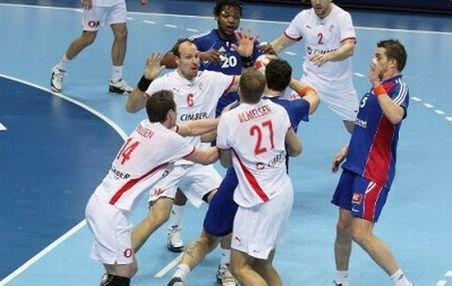 Franţa-Danemarca, în finala CM de handbal masculin din Suedia