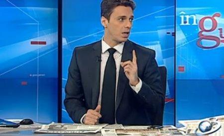 Mircea Badea, către PDL: Normal că nu vă ocupaţi cu nimic, dar măcar din gură să daţi