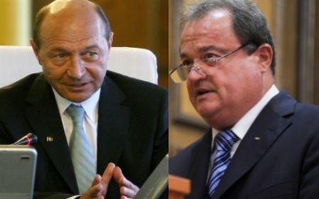 Blaga îi răspunde lui Băsescu: Eu nu primesc ordine de la nimeni